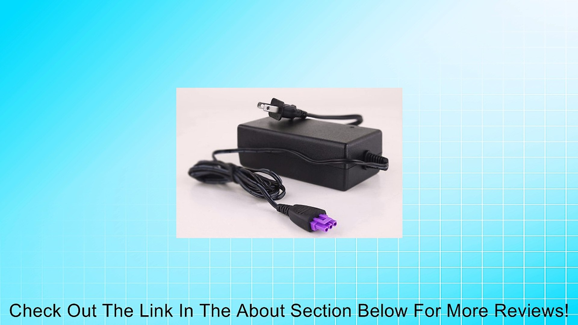 NEW Genuine AC Adapter HP OfficeJet 4500 All-In-One Inkjet Printer Power Supply