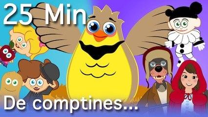 Alouette gentille alouette  + 12 comptines et chansons - 25 Min.