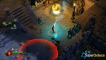 Lara Croft and the Temple of Osiris : Pyramide d'Osiris