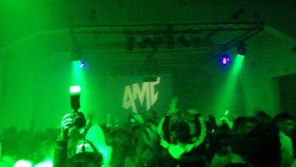 ŠURENJE - A.M.C (TITAN RECORDS) / LONDON, UK - SKCNS FABRIKA - NOVI SAD - 12.12.2014