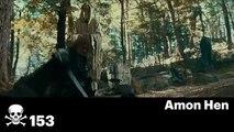 Cette vidéo détaille en 7 minutes toutes les morts de la trilogie du Seigneur des Anneaux !