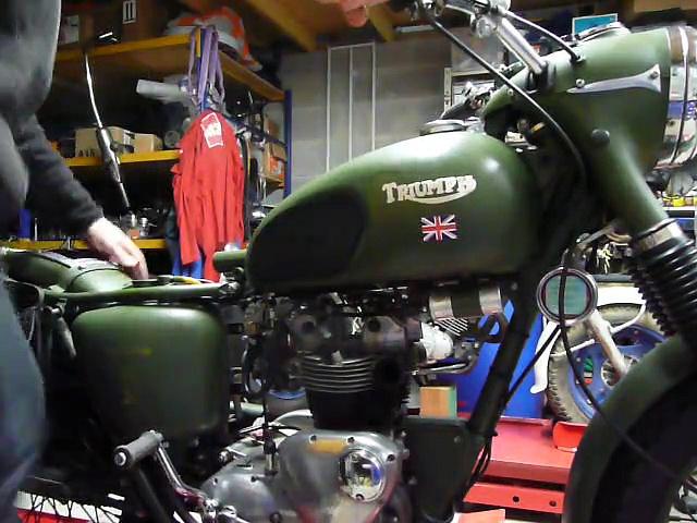 Triumph TA 350