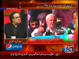 All these Ministers who are with Nawaz Sharif tried themselves to be self-arrested at Musharraf time.Shahid Masood