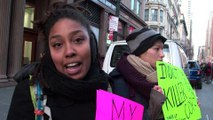 #MillionsMarchNYC attracts thousands of protesters