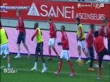 2014 Ligue 1 J18 REIMS EVIAN TG, 3-2, le live, le 13/12/2014