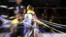 """Team 246"" Kaz Hayashi & Shuji Kondo (c) vs. ""new WILD order"" AKIRA & Manabu Soya (Wrestle-1)"