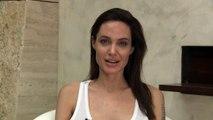 Angelina Jolie explique pourquoi elle ne sera pas à l'avant-première d'Unbroken à Los Angeles