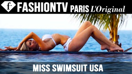Miss Swimsuit USA Model Search 2013 Part 2 | FashionTV