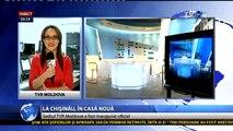 Sediul TVR Moldova a fost inaugurat oficial. Un reper de obiectivitate pentru întreaga presă din Republica Moldova.