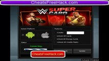 WWE Super card Credits Energy card All card All Credits Pack Cheat Tool Free Download 2014