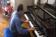 somewhere over the rainbow/ musica tema maria marta/ novela imperio globo/ piano solo instrumental