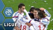 But Yassine BENZIA (62ème) / Olympique Lyonnais - SM Caen (3-0) - (OL - SMC) / 2014-15
