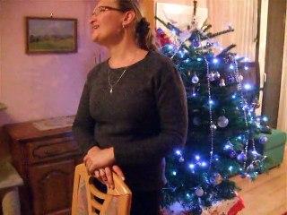 Irina chante Noël