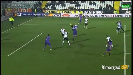 Hamdaoui scores in his first appearance with Fiorentina !