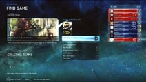 Halo The Master Chief Collection (Xbox One) Halo 2 Ranked Xbox Live Team Slayer  Match - Playing As A Spartan