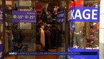 Les magasins nantais ouvrent les deux derniers dimanches avant Noël