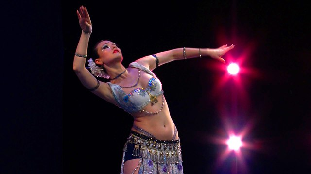 "Irina Akulenko: ""Under the Weeping Tree"" Bellydance - Indian Fusion"