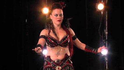Heads Will Roll: Belly Dance - Brenna Crowley - New York