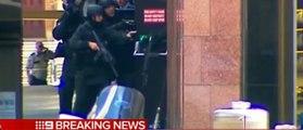 Sydney Siege 3 people Escape Lindt Cafe Australia #SydneySiege