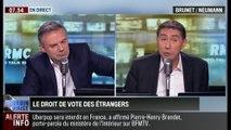 Brunet & Neumann : Quelle est la réalité de l'immigration en France ? - 15/12