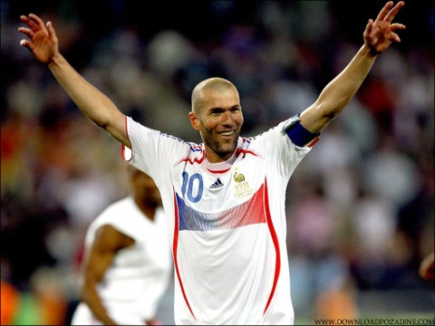 Le onze de rêve de Zinedine Zidane !