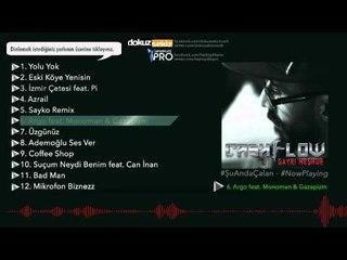 Cashflow - Argo (feat. Monoman & Gazapizm) (Official Audio)