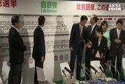 Giappone: Abe rivince elezioni e blinda Camera
