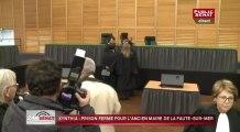 Xynthia : prison ferme pour l'ancien maire de la Faute-Sur-Mer