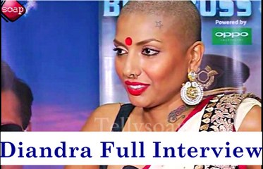 Bigg Boss 8: Eliminated Diandra Soares Exclusive Interview