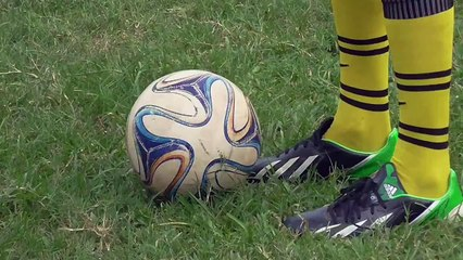 Learn Amazing Football Soccer skills and Tricks Freestyles of Messi,Ronaldo,Neymar By Asian Boyz 108