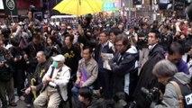 A Hong Kong, évacuation des derniers irréductibles