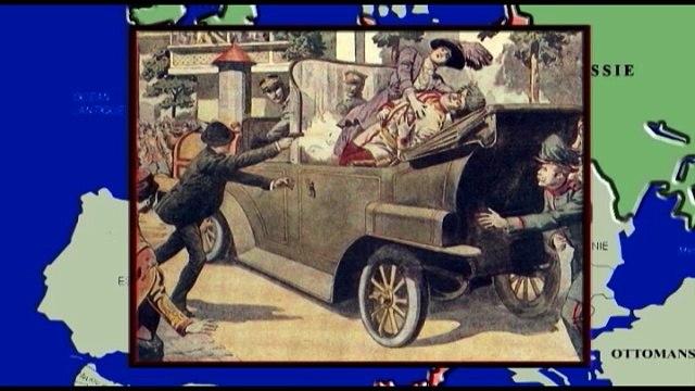 1914-1918, la vie dans nos villages