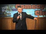 Los Angeles: Frazer Smith Jokes About Los Angeles Attractions! - Stand Up Comedy