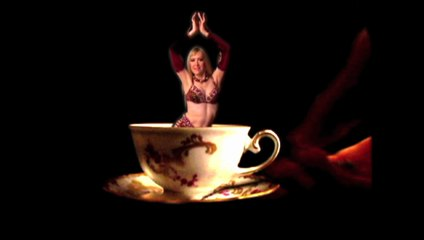 """""""Instant Bellydancer - A Crash Course in Belly Dance"""" with Neon - Trailer"""