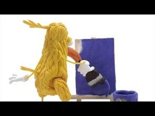 Apprends l'anglais avec Kiwi – Le chef-d'oeuvre (The masterpiece)