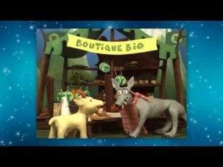 Les devinettes de Reinette - La chèvre