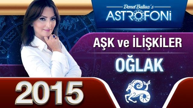 OĞLAK Burcu 2015 AŞK, ilişkiler astroloji ve burç yorumu
