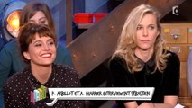 L'Interview Inversée du 14/12/14 : Pascale Arbillot et Anne Charrier - Le Lab.Ô #LaboTV