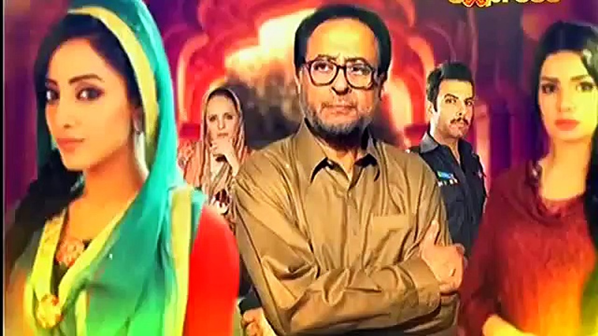 Garr Maan Reh Jaye Episode 18 Full - 15 December 2014