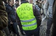 Les chauffeurs de taxi vs UberPop