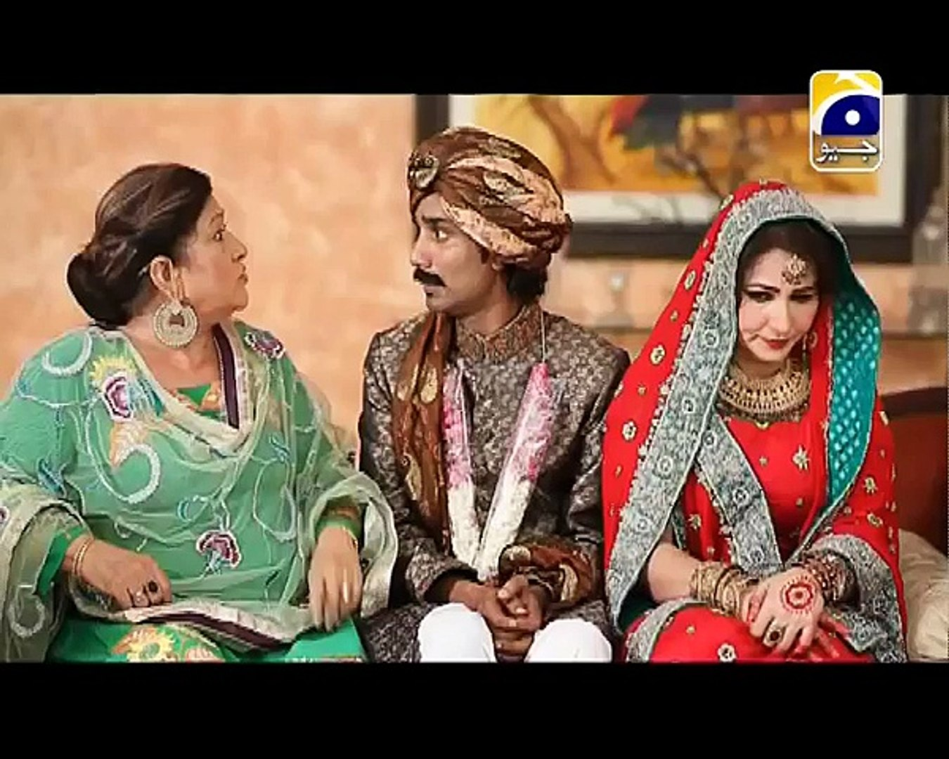 Malika e Aliya Episode 50 Full on Geo Tv - December 15