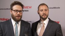 Seth Rogen, Evan Goldberg Hit The Red Carpet For 'The Interview' Despite Controversy