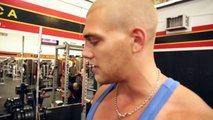 Part 2 - ProBro Chest Workout with Mike O'Hearn & Ralf Möller @Golds Gym Venice.