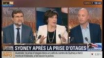 19H Ruth Elkrief: Retour sur la prise d'otages à Sydney avec Laurent Combalbert (2/2) - 15/12