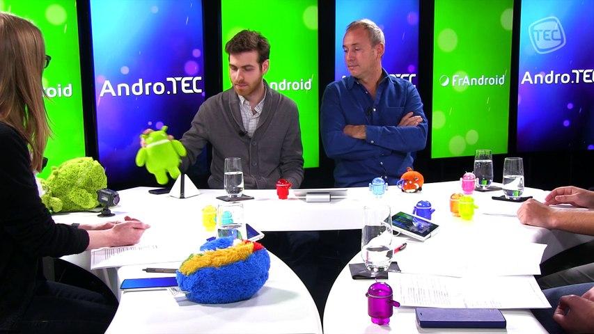 AndroTEC 033: Test Nexus 6, financement participatif & annonce YotaPhone 2