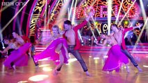 Bolly Flex Dancers & The Strictly Pros Bollywood Dance for Around the World Week - Strictly Come Dancing - 2014 - BBC One