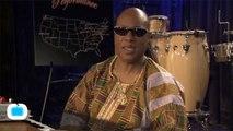 Stevie Wonder Tribute to Air Week After Grammys
