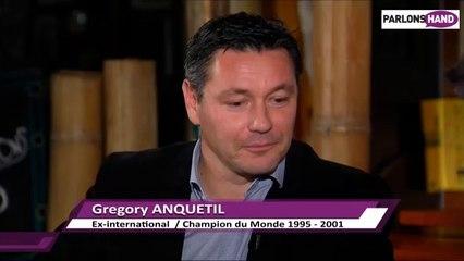 Grégory Anquetil a tout gagné avec Montpellier - Parlons Hand #8