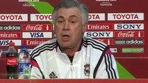 Carlo Ancelotti, sobre la renovación de Sergio Ramos