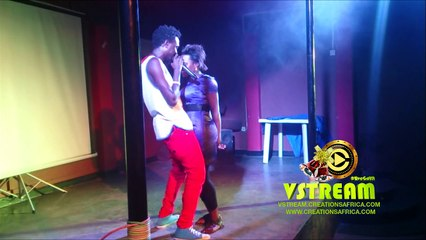 Vstream Perfomances 2014 #ShidyStyl Uganda